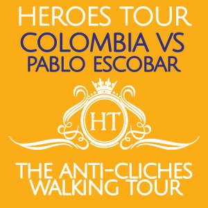 Free walking tour in BOGOTA