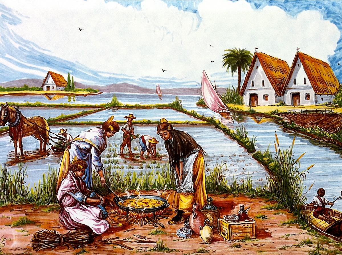 la-bible-de-la-paella-paelleras-qui-cuisinent-dans-la-albufera