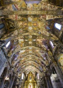 Frescos at St. Nicholas